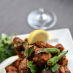South Indian Spicy Chicken Fry