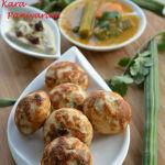 Kuzhi Paniyaram or Kara Paniyaram