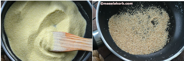 Kajjikayalu Traditional and Baked Versions - Masalakorb