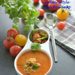 Chicken Rasam or Indian Style Chicken Soup