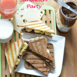 Nutella Sandwich Party