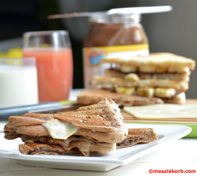 Nutella Sandwich PartyV2