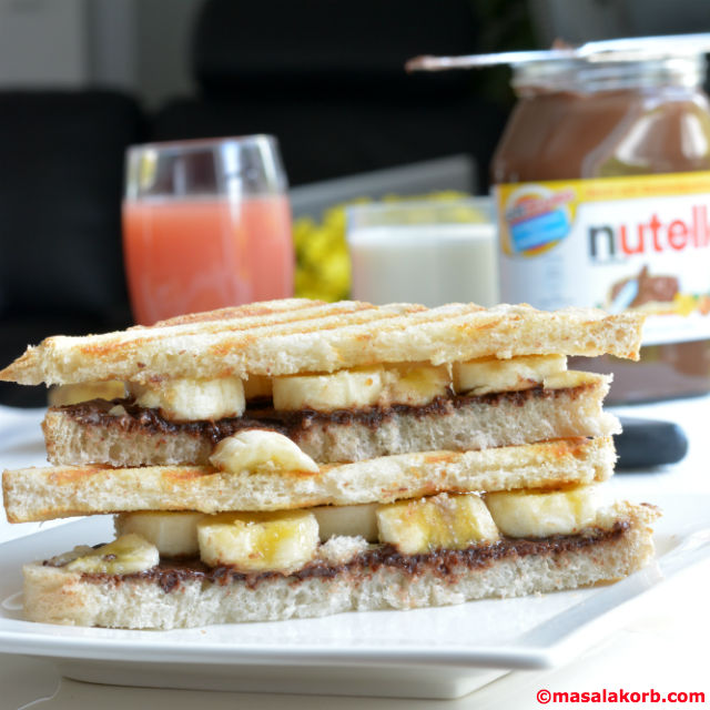 Nutella Sandwich PartyV5