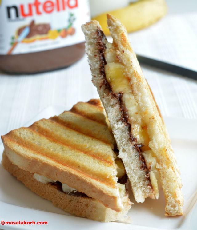 Nutella Sandwich PartyV7