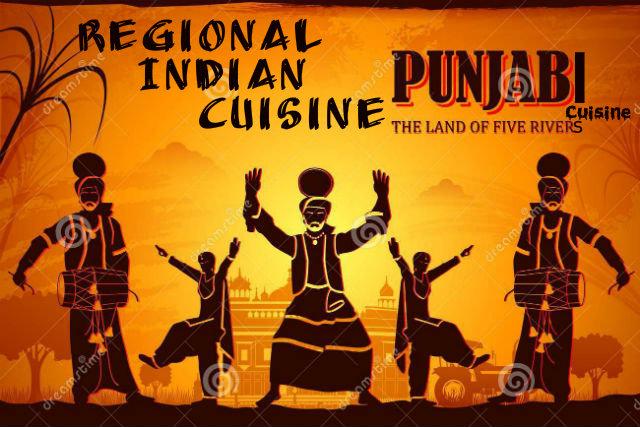 Regional Indian Cuisine-Punjabi Cuisine - Masalakorb