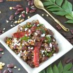 Rajma Sundal-Kidney Beans Sundal