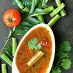Drumstick Rasam Recipe | Murungakkai Rasam