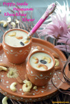 Poppy Seeds Payasam