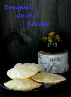 Bengali Luchi Recipe V1n3