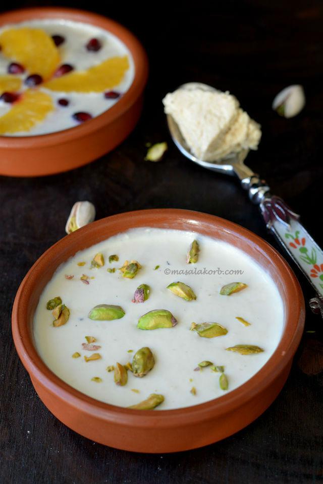 Recipe for Mishti Doi V3