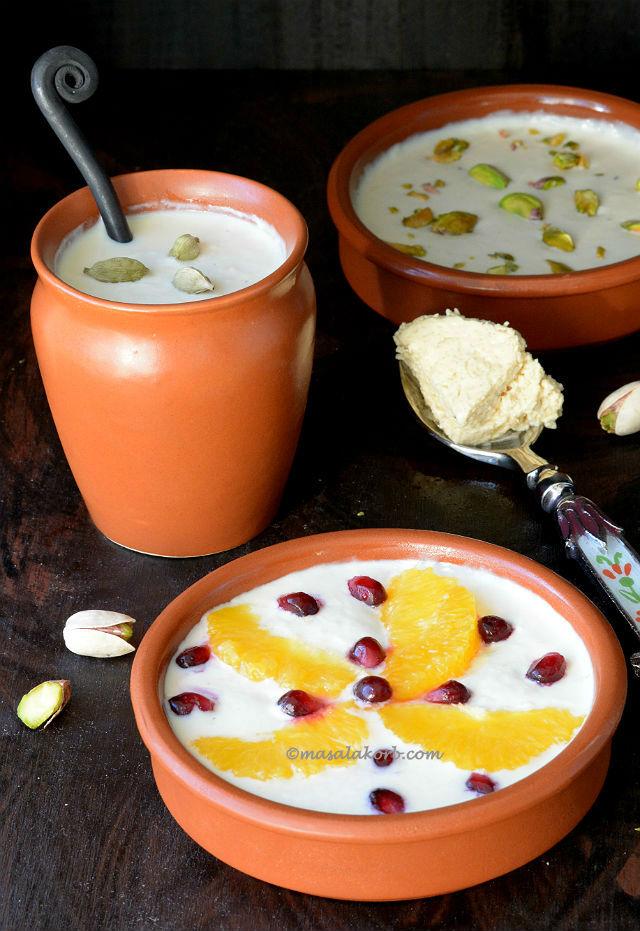 Recipe for Mishti Doi V5
