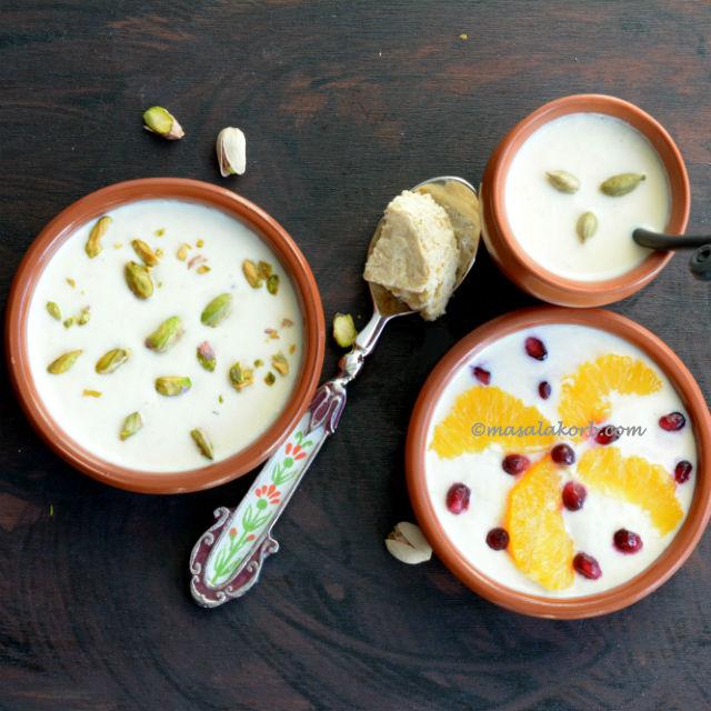 Recipe for Mishti Doi V8