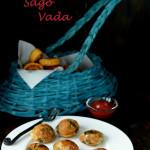 Sabudana Vada Recipe in Appe Pan, Low Oil (No Deep-Fry) Version | Sago Vada