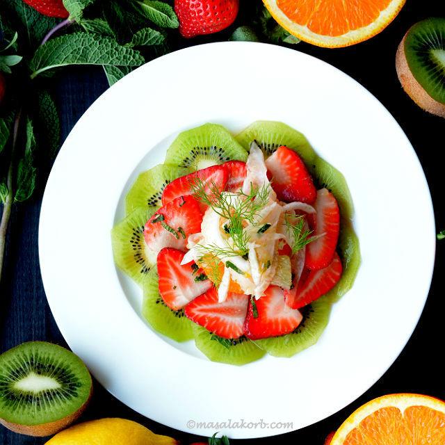 Fennel Citrus Salad V6