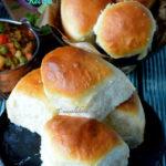 Eggless Ladi Pav Bread Buns Recipe | Mumbai Pav Recipe | How to make soft bun bread at home | Eggless Dinner Rolls Recipe