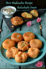 Best Badusha Recipe Balushahi Sweet