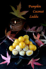 Pumpkin Coconut laddu , How to make Besan Laddoo with pumpkin