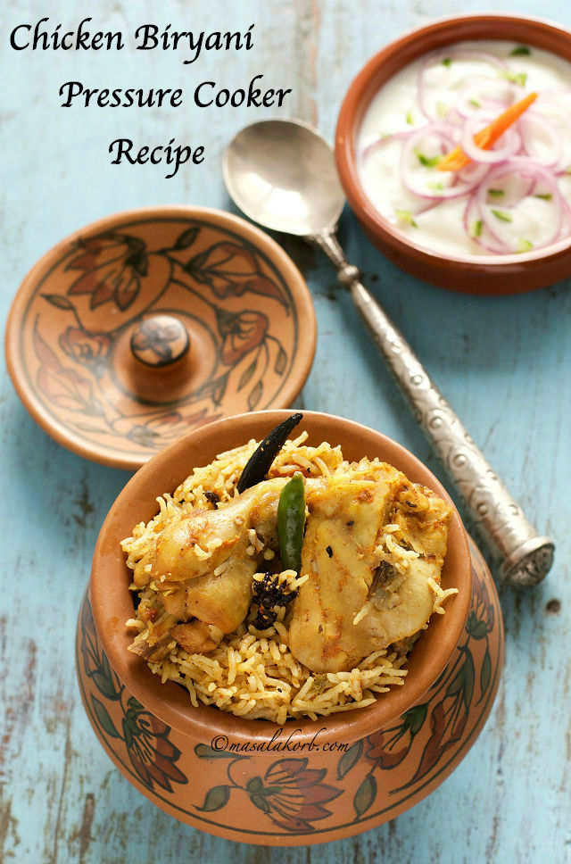 Chicken Biryani Pressure Cooker Recipe South Indian