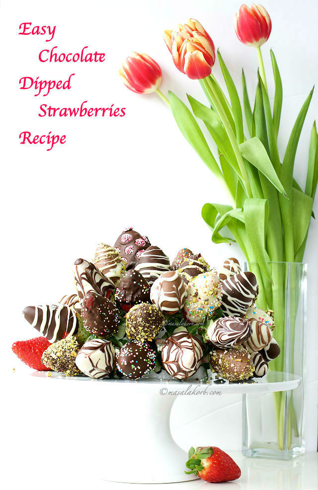 Microwave Recipe For Chocolate Dipped Strawberries