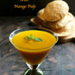 Aamras Puri Recipe, How to make Aamras Poori