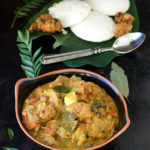 Chettinad Vada Curry Recipe, Vadakari Recipe