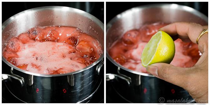 Easy Homemade Strawberry Jam Recipe Without Pectin