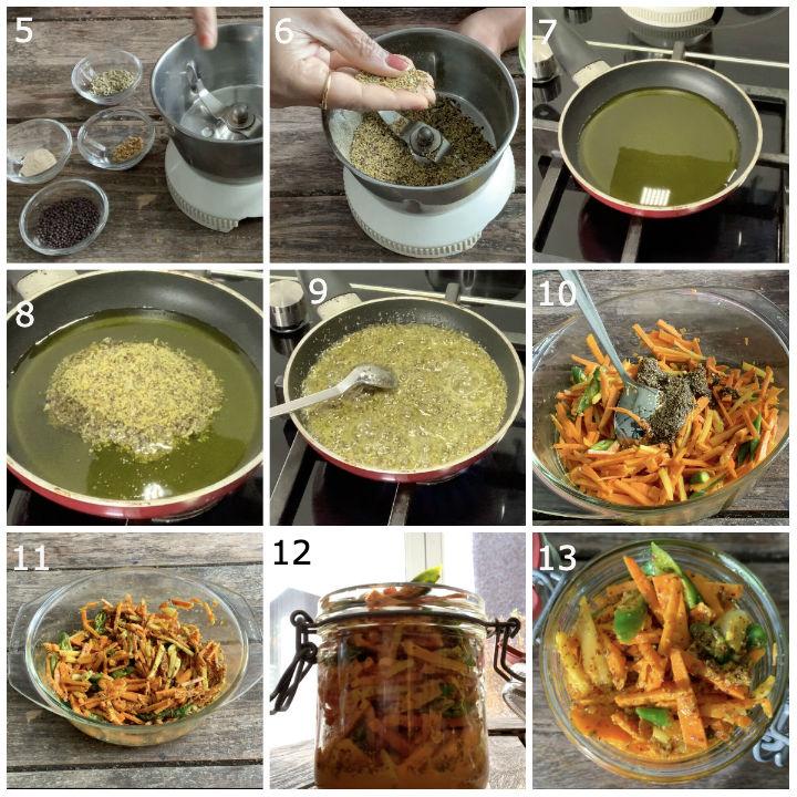 Fresh Turmeric Pickle Recipe   Kachi Haldi Ka Achar   Haldi Adrak Mirch Ka Achar   Turmeric To Boost Your Immune System